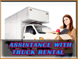 We will rent truck for you.Truck rental arrangement